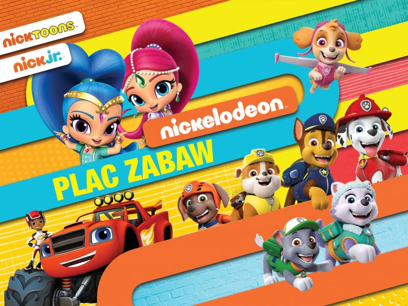 Plac Zabaw Nickelodeon